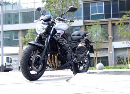 Provata la Yamaha XJ6 SP: non chiamatela entry level - Foto 18 di 34