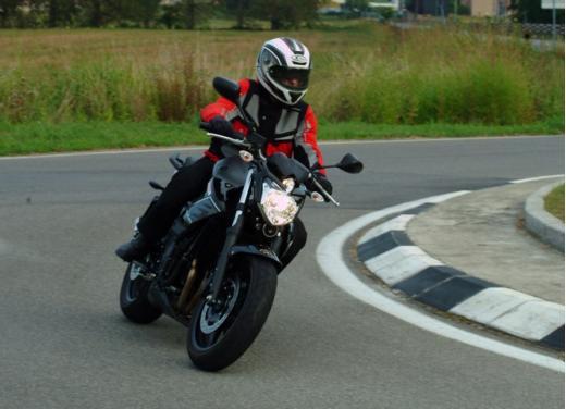 Provata la Yamaha XJ6 SP: non chiamatela entry level - Foto 19 di 34