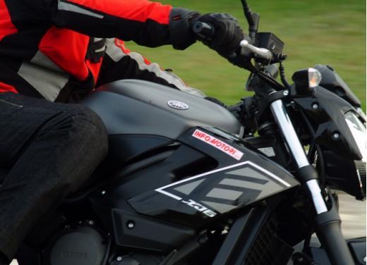 Provata la Yamaha XJ6 SP: non chiamatela entry level - Foto 3 di 34