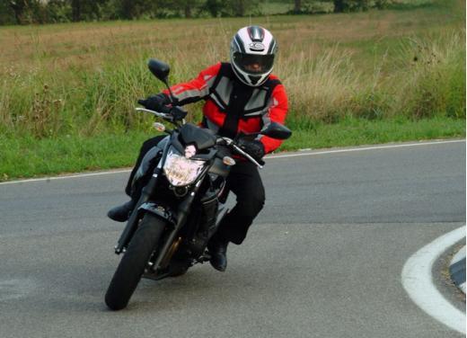Provata la Yamaha XJ6 SP: non chiamatela entry level