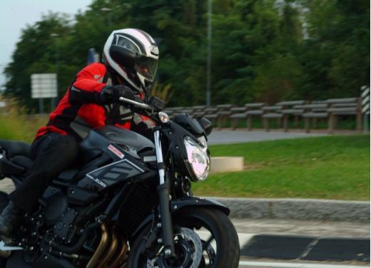 Provata la Yamaha XJ6 SP: non chiamatela entry level - Foto 21 di 34