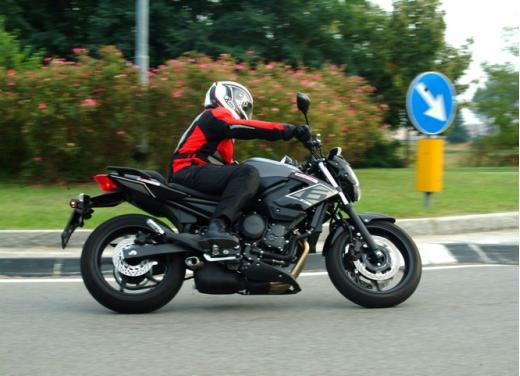 Provata la Yamaha XJ6 SP: non chiamatela entry level - Foto 22 di 34