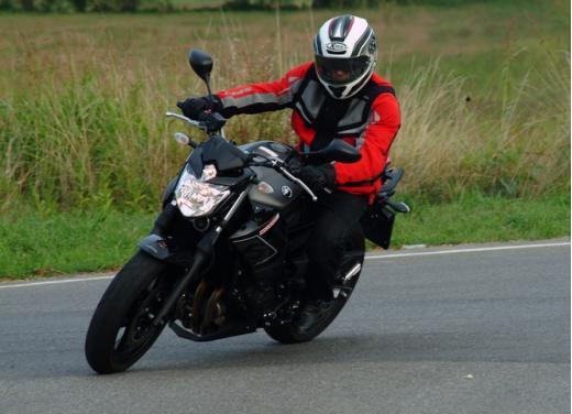 Provata la Yamaha XJ6 SP: non chiamatela entry level - Foto 24 di 34