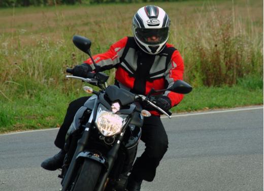 Provata la Yamaha XJ6 SP: non chiamatela entry level - Foto 25 di 34