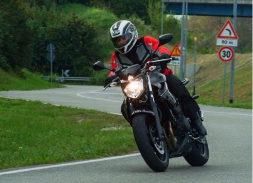 Provata la Yamaha XJ6 SP: non chiamatela entry level - Foto 27 di 34