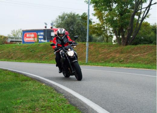 Provata la Yamaha XJ6 SP: non chiamatela entry level - Foto 33 di 34