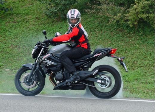 Provata la Yamaha XJ6 SP: non chiamatela entry level - Foto 5 di 34