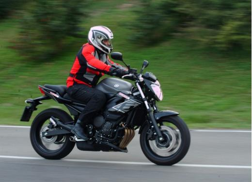 Provata la Yamaha XJ6 SP: non chiamatela entry level - Foto 31 di 34