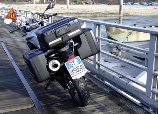 Provata su strada la Bmw F700GS - Foto 7 di 40