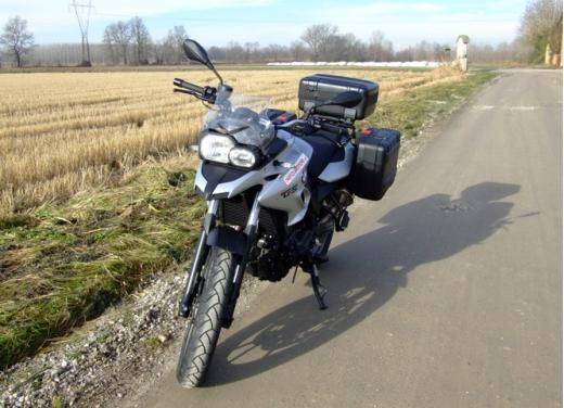 Provata su strada la Bmw F700GS - Foto 12 di 40