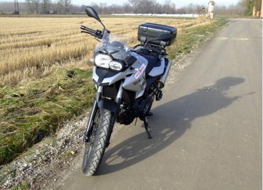 Provata su strada la Bmw F700GS - Foto 22 di 40