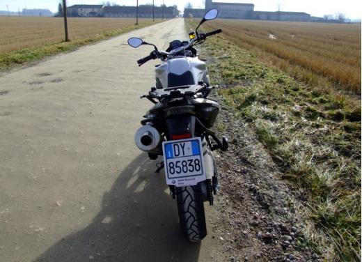 Provata su strada la Bmw F700GS - Foto 24 di 40