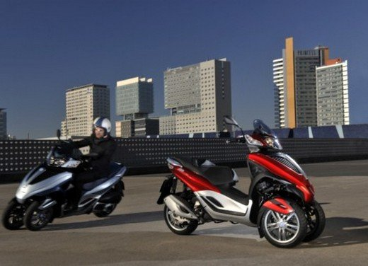 Piaggio Mp3 Yourban – Test Ride