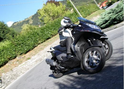 Quadro 350S: test ride a tre ruote - Foto 2 di 38