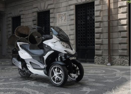 Quadro 350S: test ride a tre ruote - Foto 26 di 38