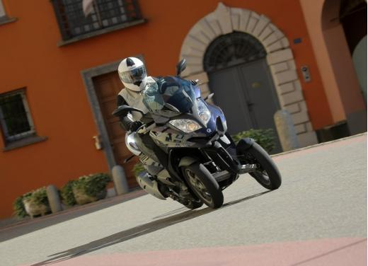 Quadro 350S: test ride a tre ruote - Foto 24 di 38