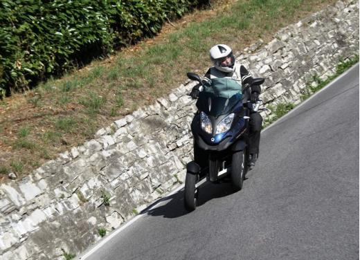 Quadro 350S: test ride a tre ruote - Foto 5 di 38