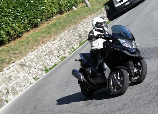 Quadro 350S: test ride a tre ruote - Foto 14 di 38