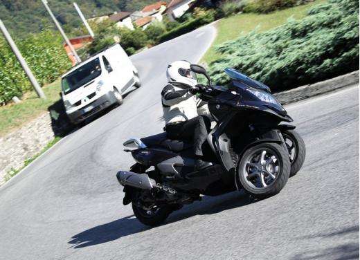 Quadro 350S: test ride a tre ruote - Foto 15 di 38