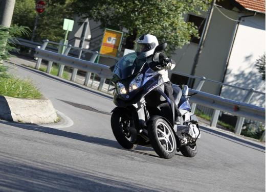 Quadro 350S: test ride a tre ruote - Foto 17 di 38