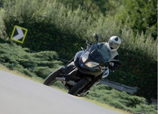 Quadro 350S: test ride a tre ruote - Foto 18 di 38