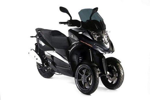Scooter tre ruote Quadro 350 S al Motor Bike Expo 2013 - Foto 6 di 6