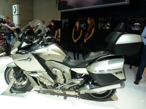 BMW moto novità 2011 - Foto 3 di 26