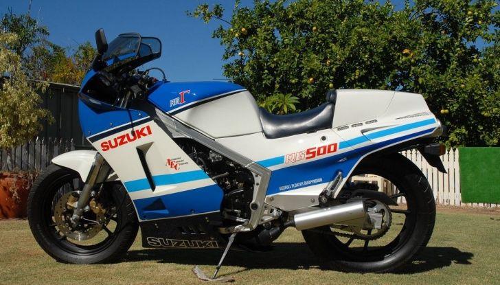 Yamaha RD 500 e Suzuki RG 500 Gamma: race replica da urlo (e da sogno) - Foto 6 di 10