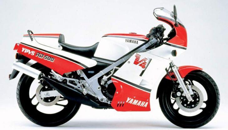 Yamaha RD 500 e Suzuki RG 500 Gamma: race replica da urlo (e da sogno) - Foto 3 di 10