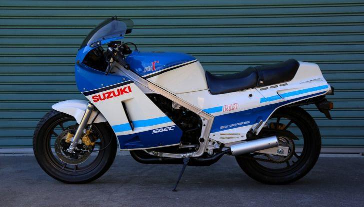 Yamaha RD 500 e Suzuki RG 500 Gamma: race replica da urlo (e da sogno) - Foto 7 di 10