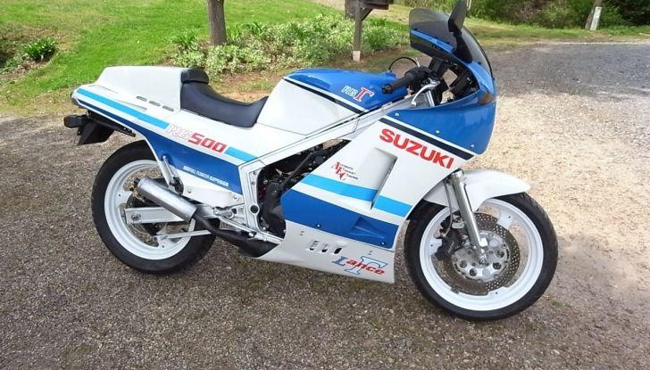 Yamaha RD 500 e Suzuki RG 500 Gamma: race replica da urlo (e da sogno) - Foto 8 di 10