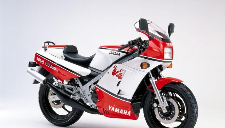 Yamaha RD 500 e Suzuki RG 500 Gamma: race replica da urlo (e da sogno) - Foto 1 di 10