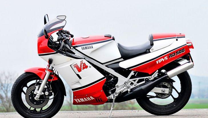 Yamaha RD 500 e Suzuki RG 500 Gamma: race replica da urlo (e da sogno) - Foto 2 di 10