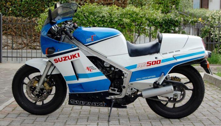 Yamaha RD 500 e Suzuki RG 500 Gamma: race replica da urlo (e da sogno) - Foto 9 di 10