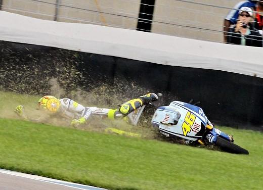 Moto GP 2009 – Indianapolis – Gara - Foto  di