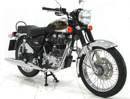 Royal Enfield 2010