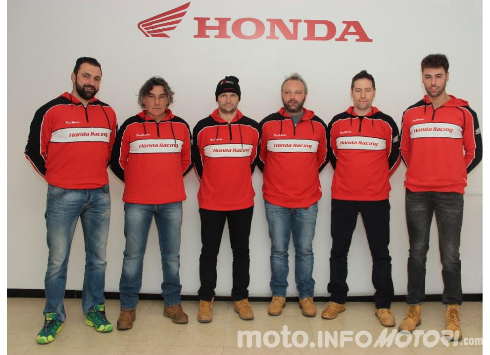 RS Moto Honda Rally Team insieme a RedMoto anche per la stagione 2016 - Foto 5 di 8