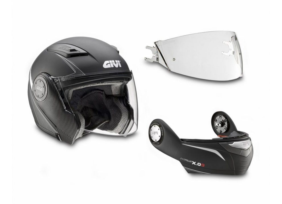 Scelta del casco da moto e da scooter: consigli utili