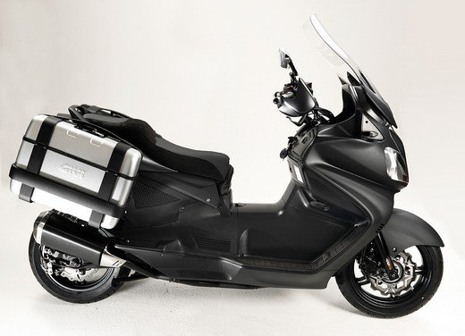 Suzuki Burgman T by GPDesign