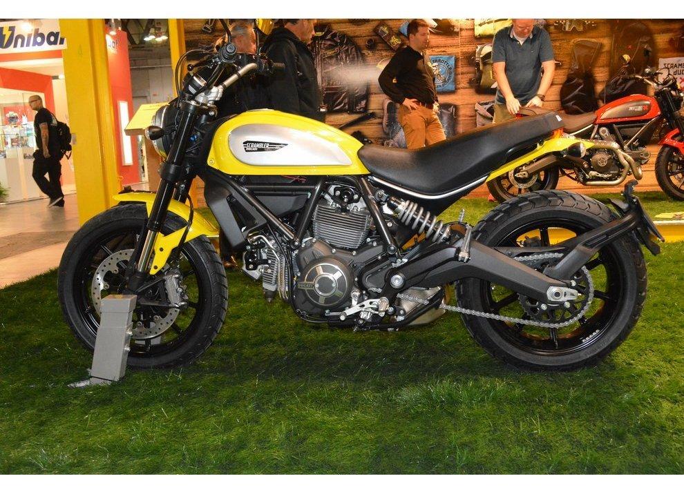 Scrambler Ducati 2015, inizia la produzione