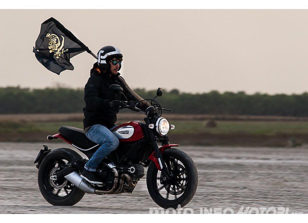 """Scrambler Ducati: al via la seconda edizione del contest """"Scrambler You Are"""""""