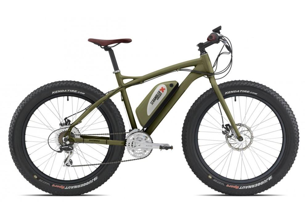 Scrambler Ducati Fat e-bike: la bici elettrica di Borgo Panigale