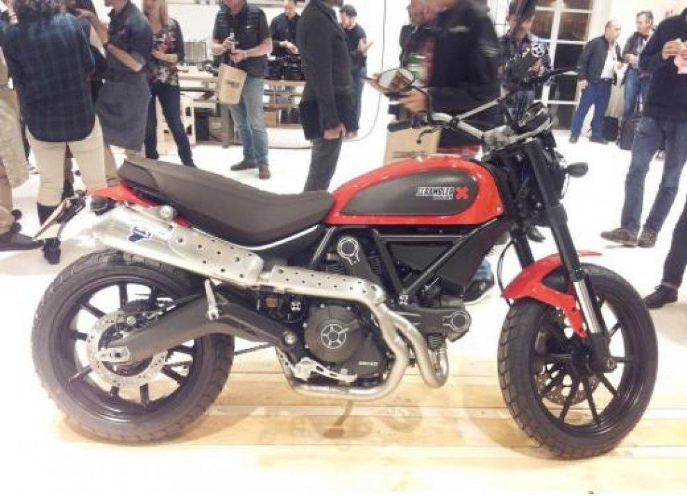 Ducati Scrambler è la moto più bella esposta all'Eicma 2014