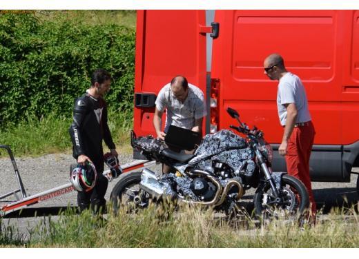 Ducati Monster 2014 si avvicina il debutto