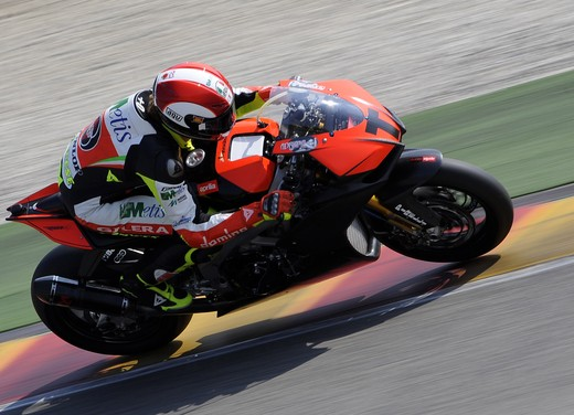 SBK 2009 – Marco Simoncelli su Aprilia RSV4