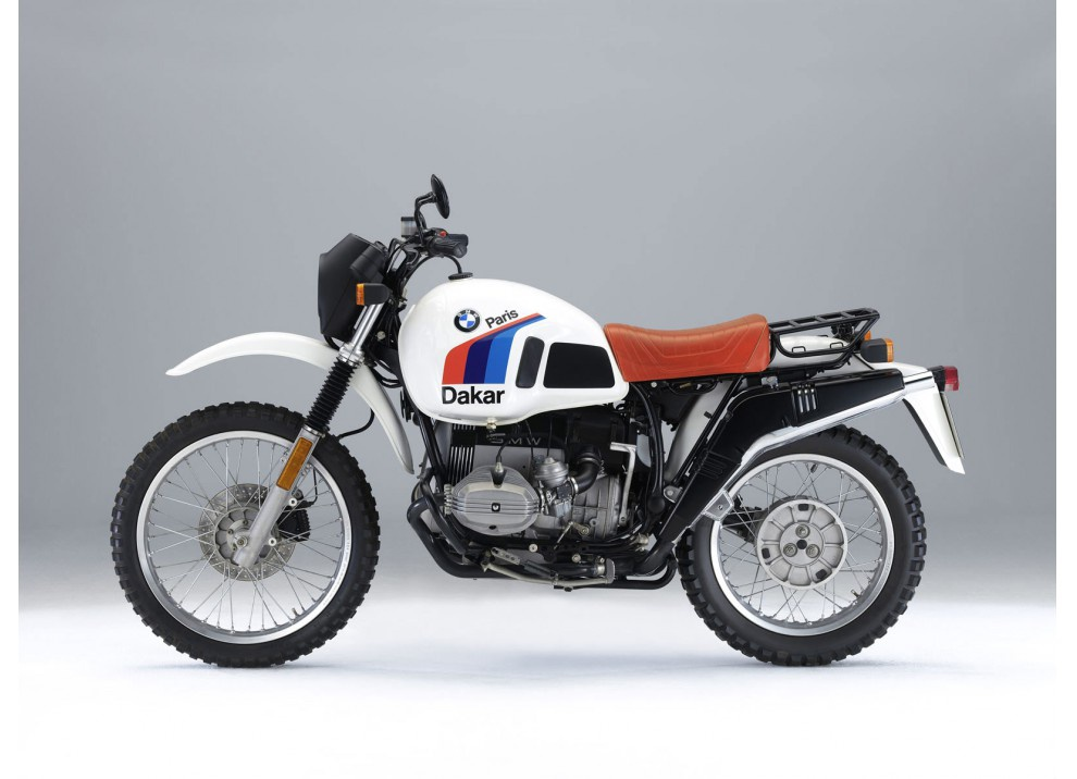 Speciale BMW Motorrad: 80 anni in moto - Foto 1 di 7