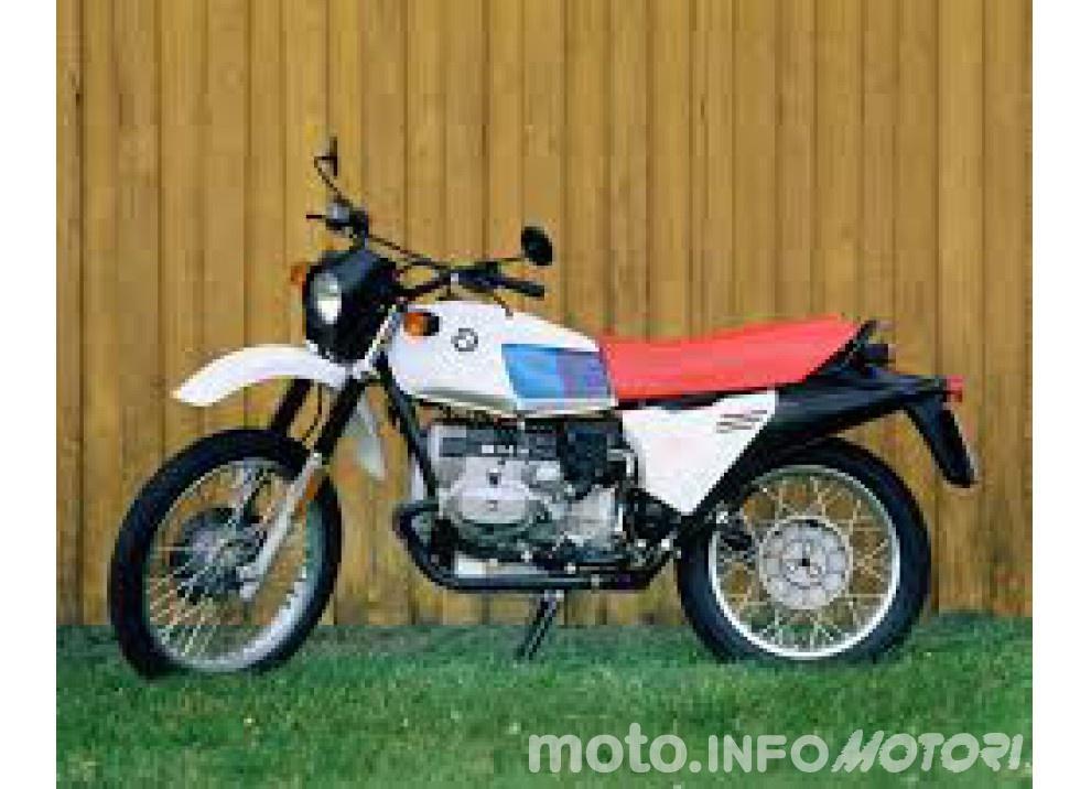 Speciale BMW Motorrad: 80 anni in moto - Foto 5 di 7
