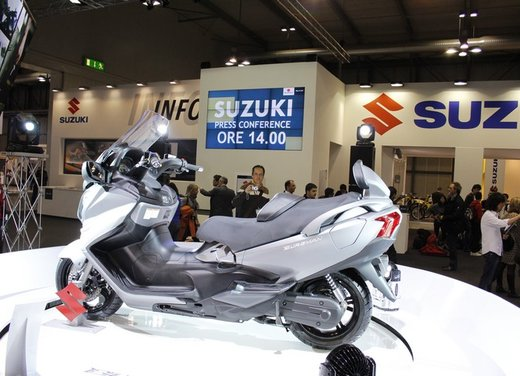 Suzuki Burgman 650