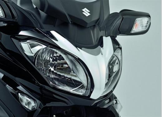 Suzuki Burgman 650: accessori e personalizzazioni