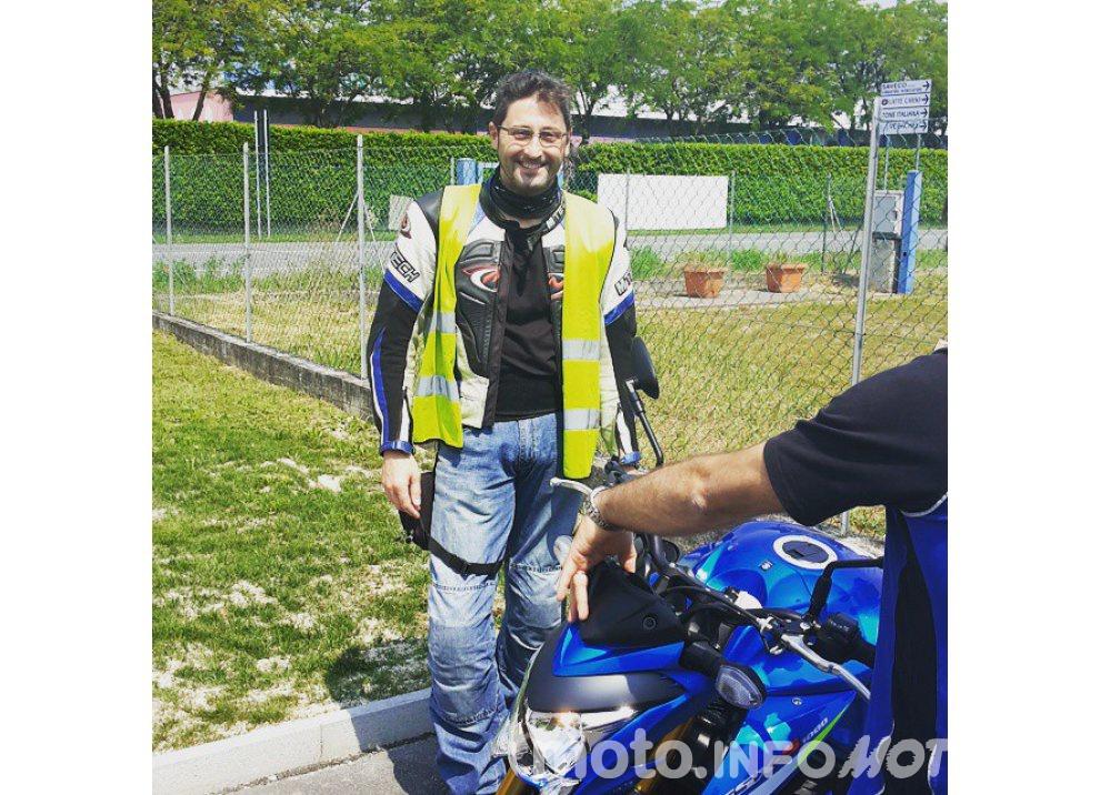 Suzuki, continuano i Demo Ride Tour dal Piemonte alla Sicilia - Foto 5 di 11